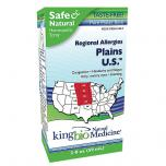 Plains U.S. Regional Allergies