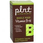 PLNT Wholefood B12