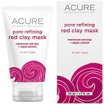 Pore Refining Red Clay