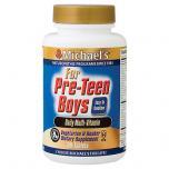 Pre Teen Boys Multivitamin