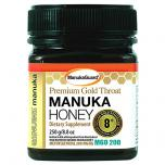 Premium Gold Throat Manuka Honey 8+
