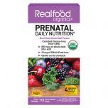 Prenatal Daily Nutrition RealFood Organics