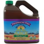Preservative Free Whole Leaf Aloe Vera Juice