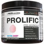 Prolific Pre Workout Cotton Candy