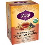 Raspberry Ginger Digestive Vitality