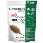Raw Organic Baobab Fruit Powder