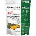 Raw Organic Lucuma Fruit Powder