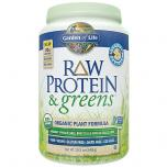 Raw Protein Greens