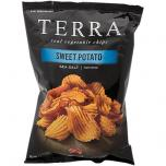 Real Vegetable Chips Sweet Potato Sea Salt