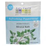 Refreshing Peppermint Mineral Bath
