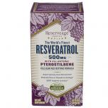 Resveratrol With All Natural Pterostilbene