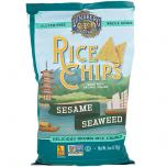 Rice Chips Sesame and Seaweed