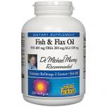 RxOmega3 Factors Fish Flax Oil