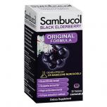 Sambucol Black Elderberry Original Chewable
