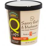 Savory Garlic Mushroom Quinoa Cup
