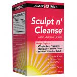 Sculpt n' Cleanse 175CT Colon Cleansing Formula