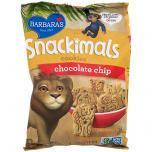 Snackimals Animal Cookies Chocolate Chip