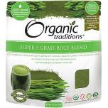 Super 5 Grass Juice Blend