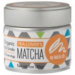 Tea Lover's Organic Ceremonial Matcha Tea