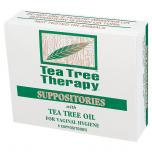 Tea Tree Therapy Suppositories