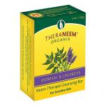 Theraneem Oatmeal and Lavender Cleansing Bar