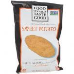 Tortilla Chips Gluten Free Sweet Potato