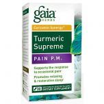 Turmeric Supreme Pain P.M.