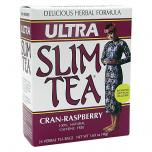 Ultra Slim Cranberry Raspberry Tea