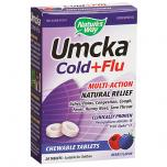 Umcka Cold +Flu Berry Chewable