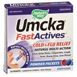 Umcka Fastactives Cold and Flu Relief Berry