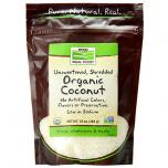 Unsweetened Shredded Organic Coconut