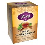 Vanilla Hazelnut Tea