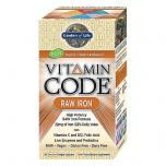 Vitamin Code Raw Iron