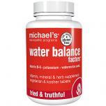 Water Balance Factors