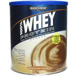 WHEY PROTEIN CHOCOLATE FUDGE