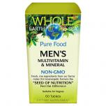 Whole Earth Sea Men's Multivitamin Mineral