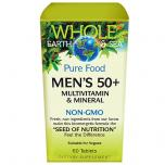 Whole Earth Sea Mens 50+ Multivitamin Mineral