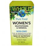 Whole Earth Sea Womens Multvitamin Minerals