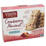 Whole Grain Snack Bars Cranberry Almond