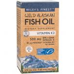 Wild Alaskan Fish Oil with K2