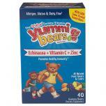 Yummi Bears Echinacea + Vitamin C Zinc