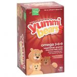 Yummi Bears FishFree Omega3 With