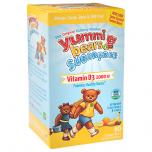 Yummi Bears Vitamin D3 Sugar Free