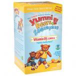 Yummi Bears Vitamin D3 Sugar Free