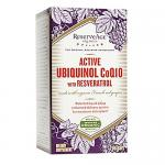 Active Ubiquinol CoQ10 With Resver