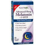 Advanced Sleep Melatonin + 5HTP