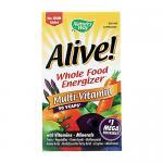 Alive Iron Free Veg Caps