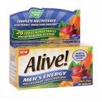 Alive Mens Energy Multivitamin High Potency