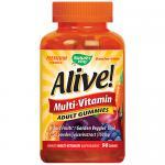 Alive Multivitamin Adult Gummies