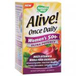Alive Once Daily Womens 50+ Ultra potency